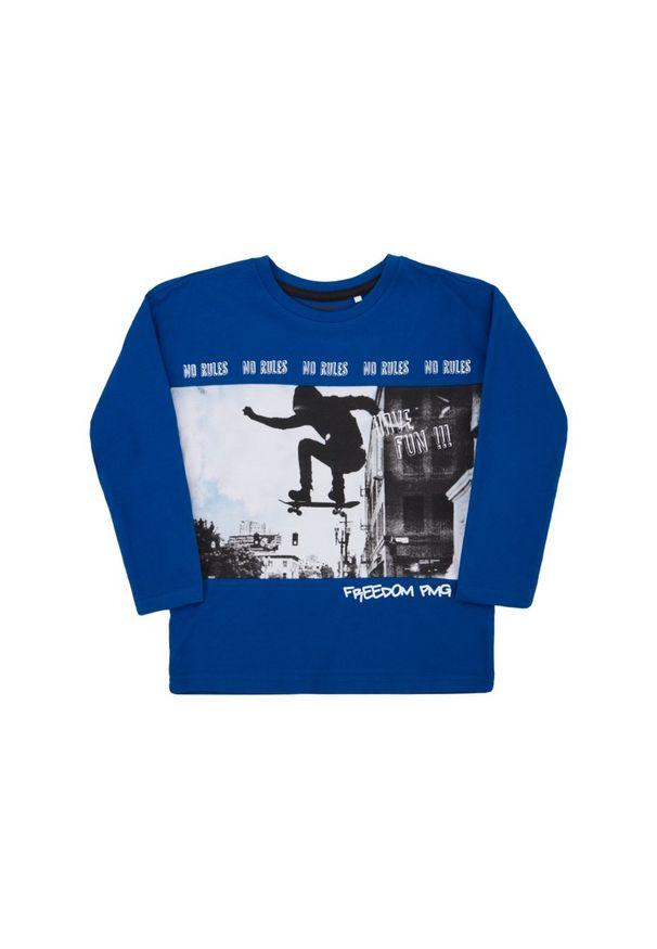 Niebieska bluza Primigi