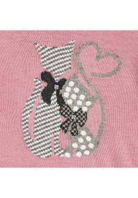 Mayoral Komplet bluzka i spódnica 4966 Kolorowy Regular Fit. Wzór: kolorowy