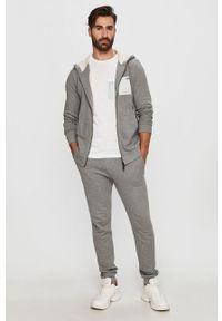Szare spodnie dresowe Trussardi Jeans #4