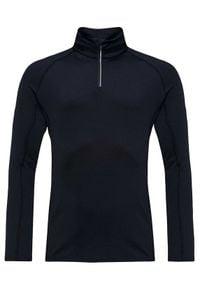 Rossignol - ROSSIGNOL Bluza męska CLASSIQUE 1/2 ZIP black