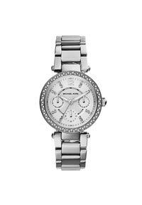 Srebrny zegarek Michael Kors klasyczny