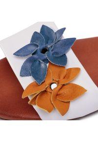 Sandały Sergio Bardi casualowe, z aplikacjami, na co dzień