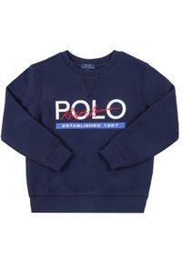 Niebieska bluza Polo Ralph Lauren polo