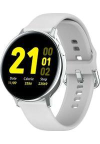 Smartwatch Pacific 24-1 Biały (PACIFIC 24-1 biały). Rodzaj zegarka: smartwatch. Kolor: biały