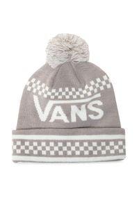 Vans - Czapka VANS - Girls Keep It C VN0A53PCGRH1 Grey Heather. Kolor: szary. Materiał: materiał, nylon, akryl, elastan