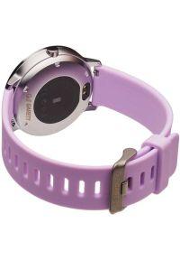 Różowy zegarek GARETT sportowy, smartwatch