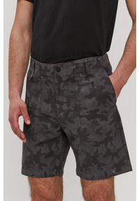 columbia - Columbia - Szorty jeansowe. Kolor: szary. Materiał: jeans #1