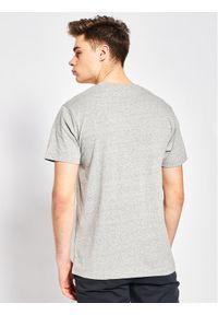 Wilson T-Shirt M Blur W Tech Tee WRA779602 Szary Regular Fit. Kolor: szary