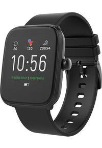 VECTOR SMART - Smartwatch Vector Smart VCTR-31 Czarny (VCTR-31-01BK). Rodzaj zegarka: smartwatch. Kolor: czarny