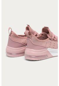 Buty sportowe Answear Lab z cholewką, na średnim obcasie, na sznurówki