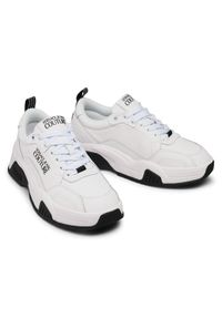 Versace Jeans Couture Sneakersy E0YWASF6 Biały. Kolor: biały