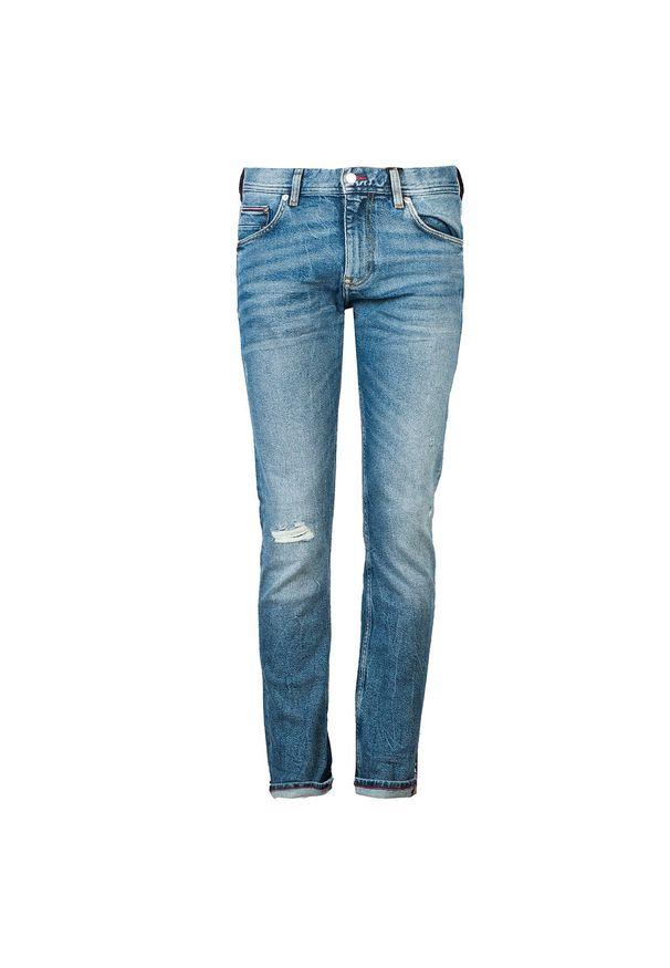 """TOMMY HILFIGER - Tommy Hilfiger Jeansy """"Flex"""". Materiał: jeans"""