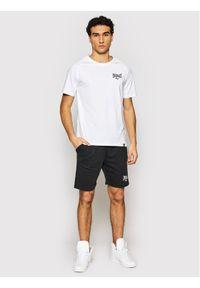 EVERLAST T-Shirt 807600-60 Biały Regular Fit. Kolor: biały