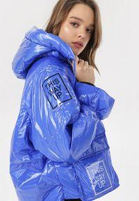 Niebieska kurtka Born2be