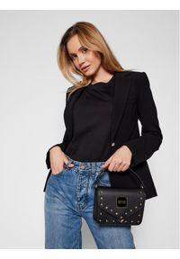 Versace Jeans Couture Torebka E1VWABE1 Czarny. Kolor: czarny