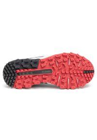 Szare buty do biegania columbia z cholewką