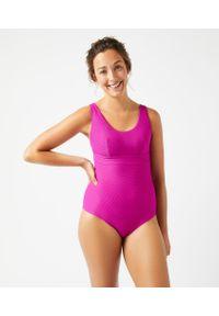 Vahine Kostium Kąpielowy Jednoczęściowy Dla Kobiet Po Mastektomii - Fuksja - Etam. Kolor: różowy. Materiał: materiał