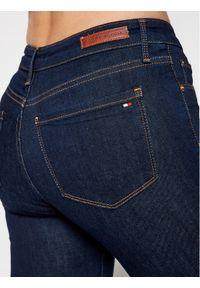Niebieskie jeansy slim TOMMY HILFIGER
