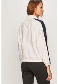 Biała bluza rozpinana Champion bez kaptura, na co dzień, casualowa