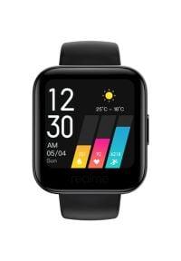 Smartwatch REALME Watch 1 Czarny. Rodzaj zegarka: smartwatch. Kolor: czarny