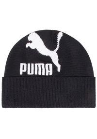 Czarna czapka zimowa Puma