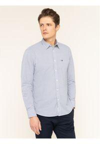 Niebieska koszula casual Marc O'Polo polo