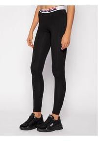 Czarne legginsy sportowe Dsquared2 Underwear #5