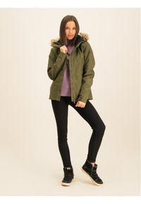 Zielona kurtka zimowa Roxy