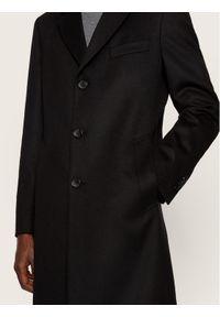 Czarny płaszcz przejściowy BOSS #7