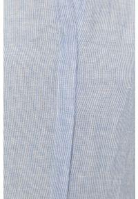 Niebieska koszula Pepe Jeans na co dzień, długa #5