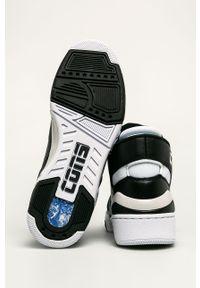Czarne sneakersy Converse z cholewką, na sznurówki #5