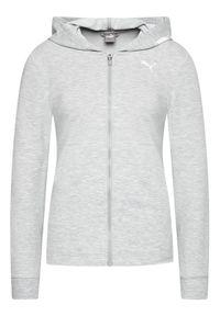 Puma Bluza Modern Sports 585956 Szary Regular Fit. Kolor: szary
