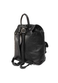 Czarny plecak Creole casualowy