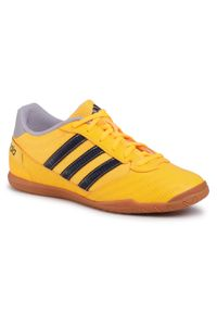 Pomarańczowe halówki Adidas