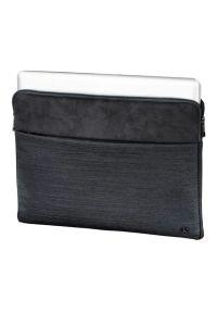 Szare etui na laptopa hama w kolorowe wzory