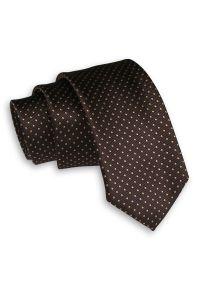 Krawat Alties klasyczny, w grochy