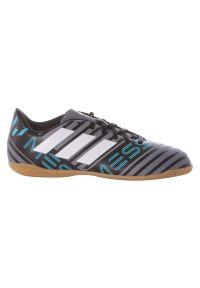 Adidas - Buty adidas Nemeziz Messi 17.4 IN CP9225 Jr. Materiał: guma, materiał, syntetyk. Szerokość cholewki: normalna. Wzór: gładki