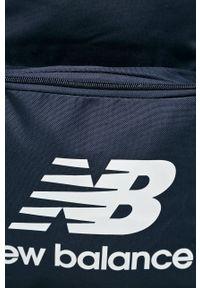 New Balance - Plecak. Kolor: niebieski