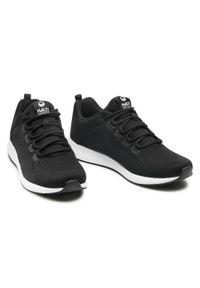 Halti - Sneakersy HALTI - Leto 2 M Sneaker 054-2607 Black P99. Okazja: na co dzień. Kolor: czarny. Materiał: materiał. Szerokość cholewki: normalna. Styl: elegancki, sportowy, casual