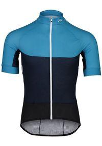 POC Koszulka rowerowa Essential Road Blue