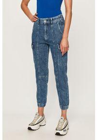 Niebieskie jeansy TALLY WEIJL