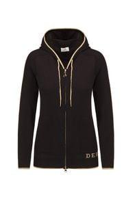 Deha - Sweter z kapturem DEHA MOVE. Typ kołnierza: kaptur. Materiał: włókno, syntetyk, dzianina, bawełna