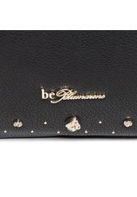 Blumarine - Torebka BLUMARINE - E37ZBPJ2 71696 899. Kolor: czarny. Materiał: skórzane. Styl: elegancki. Rodzaj torebki: na ramię