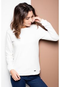 Bluzka z długim rękawem Katrus z kokardą