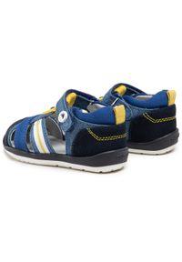 Mayoral - Sandały MAYORAL - 41.306 Jeans 41. Kolor: niebieski. Materiał: materiał. Sezon: lato. Styl: klasyczny #7