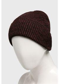 Fioletowa czapka New Balance