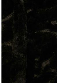 Czarna kurtka Vila na co dzień, bez kaptura #6