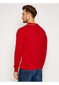 Czerwona koszulka polo North Sails polo