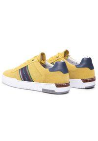 Cycleur De Luxe - Sneakersy CYCLEUR DE LUXE - Bruce CDLM211103 Yellow. Okazja: na co dzień, na spacer. Kolor: żółty. Materiał: zamsz, skóra. Szerokość cholewki: normalna. Styl: casual, sportowy