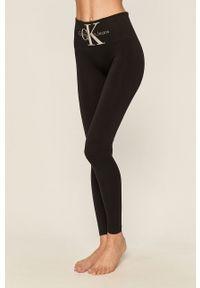 Czarne legginsy Calvin Klein